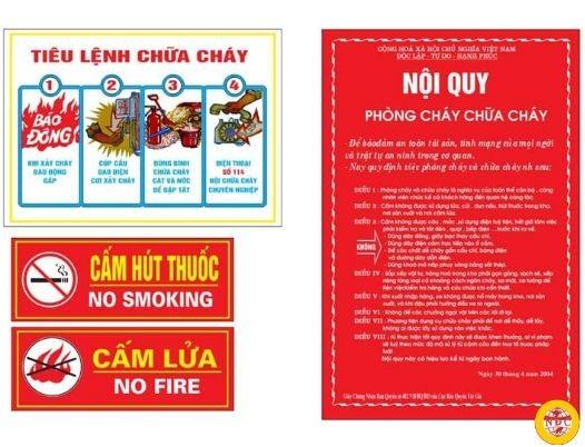 An toàn phòng cháy chữa cháy
