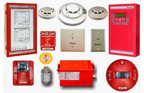 Sử dụng thiết bị báo cháy tự động trong doanh nghiệp