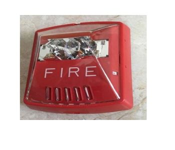 Còi Đèn Báo Cháy SYS – HS (USA)