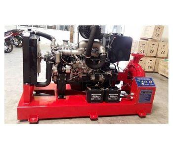 Máy Bơm Chữa Cháy Diesel 150hp
