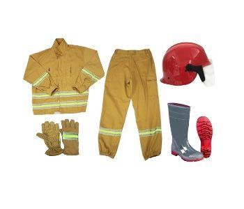 Trang phục PCCC theo thông tư 48-BCA