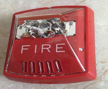 Còi Đèn Báo Cháy SYS - HS (USA)