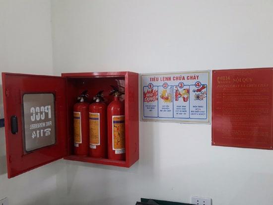 Kiến Thức Cơ Bản Về An Toàn Phòng Cháy Chữa Cháy