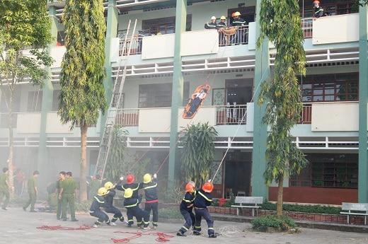 Quy Định Về Phòng Cháy Chữa Cháy Trong Trường Học