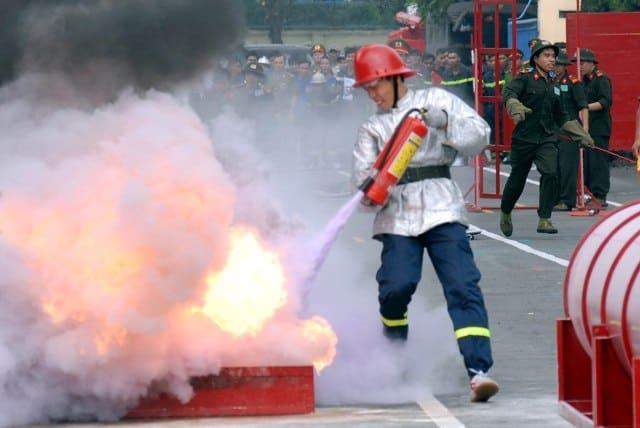 Dịch Vụ Xin Giấy Phép Phòng Cháy Chữa Cháy Tại TP.HCM