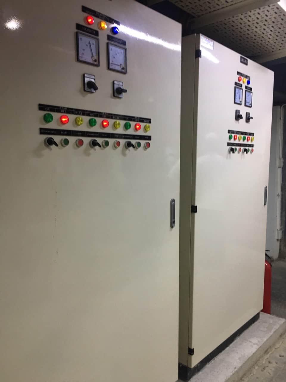Thi Công - Thiết Kế & Lắp Đặt Hệ Thống PCCC Văn Phòng