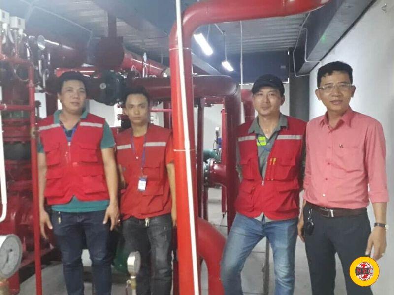 Công Ty Phòng Cháy Chữa Cháy NDC Việt Nam