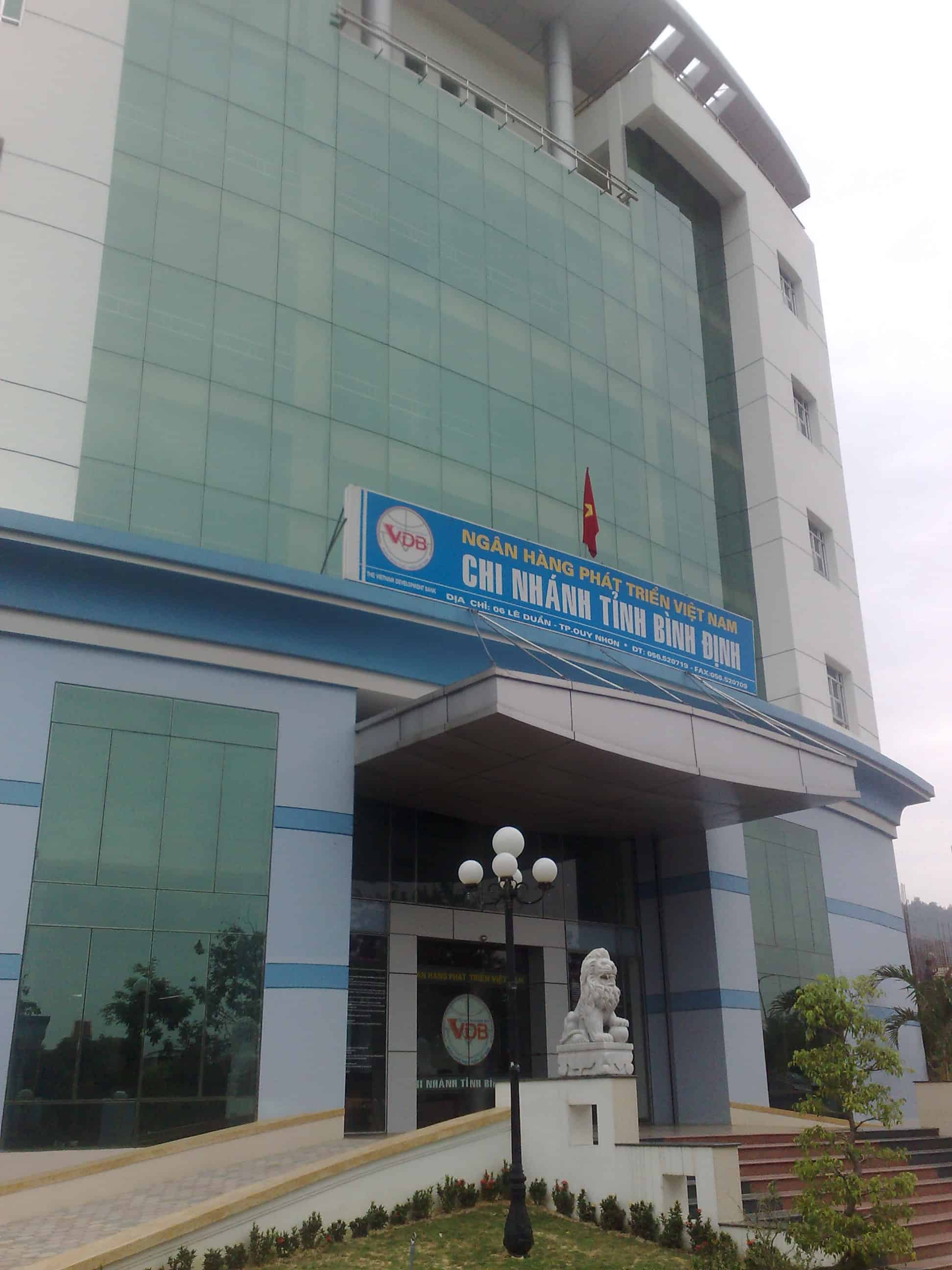 Ngân Hàng Phát triển Việt Nam – Chi Nhánh Bình Định