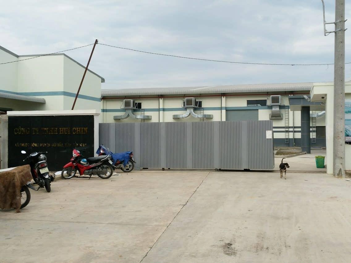 Nhà Xưởng Công ty TNHH Hui Chin