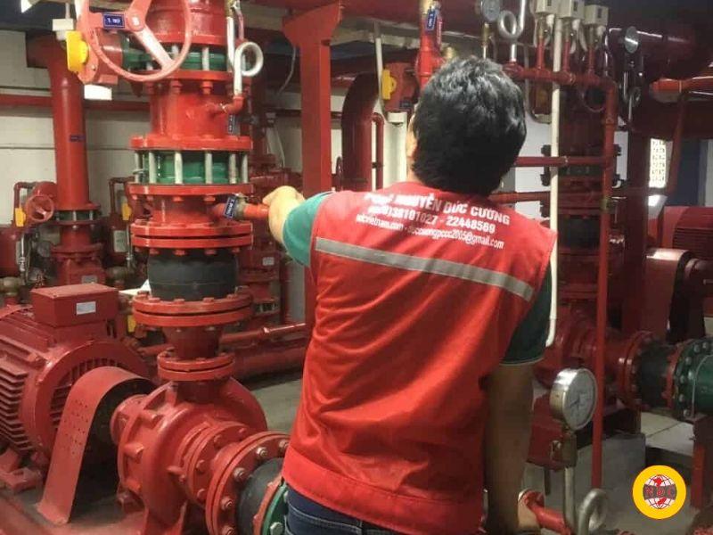 NDC Chuyên Cung Cấp Thiết Bị Phòng Cháy Chữa Cháy TP.HCM