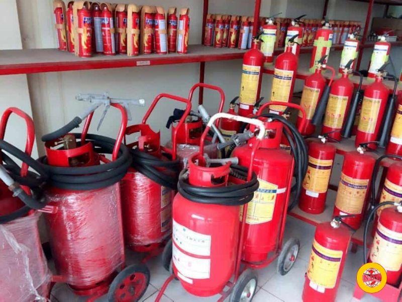 NDC Công Ty Chuyên Cung Cấp Thiết Bị Phòng Cháy Chữa Cháy