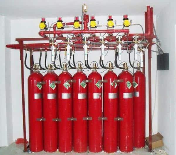 Tìm Hiều Về Hệ Thống Chữa Cháy Tự Động Bằng Khí CO2