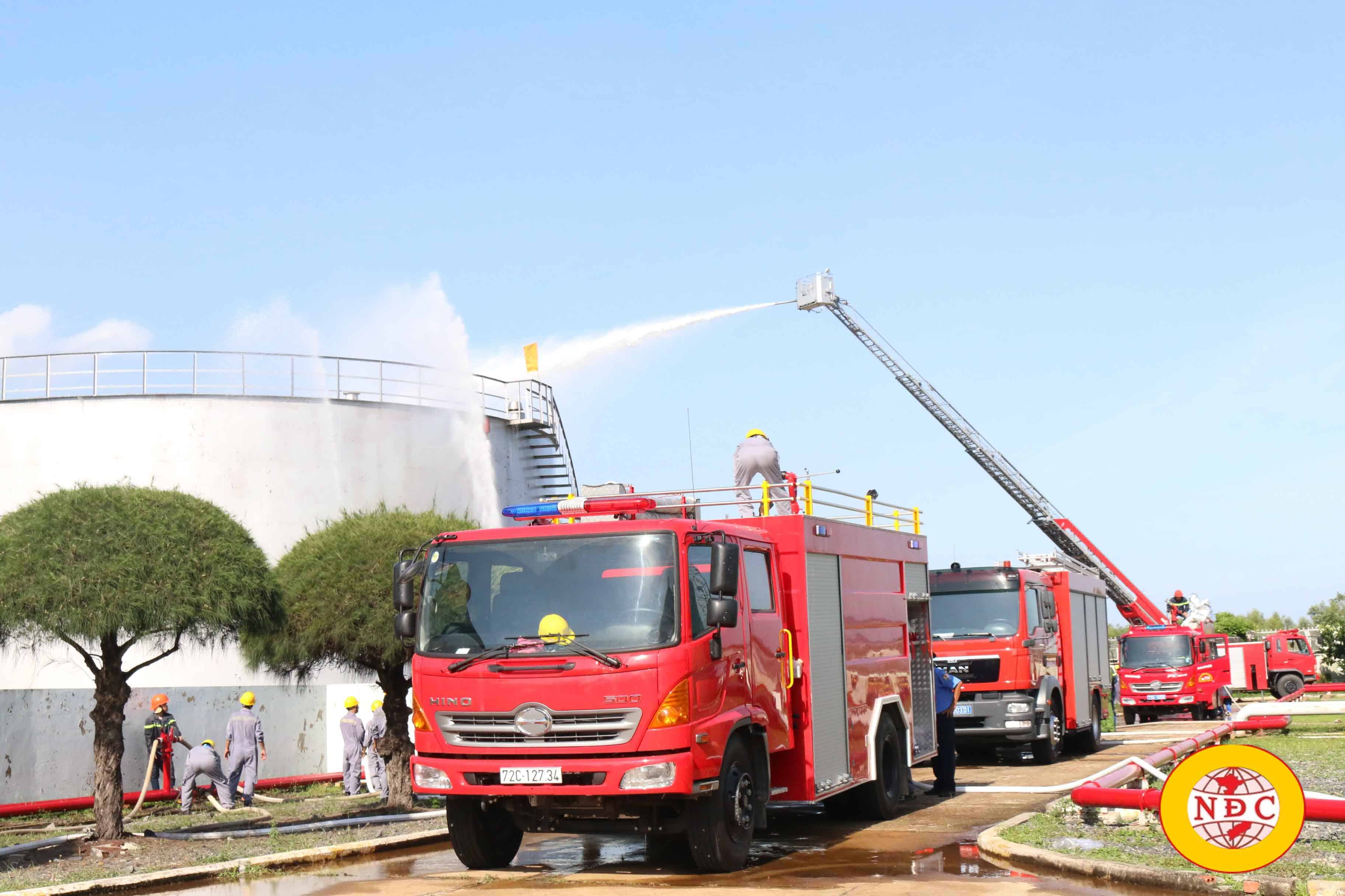 Cơ Sở Phòng Cháy Chữa Cháy TP.HCM Và Những Điều Liên Quan