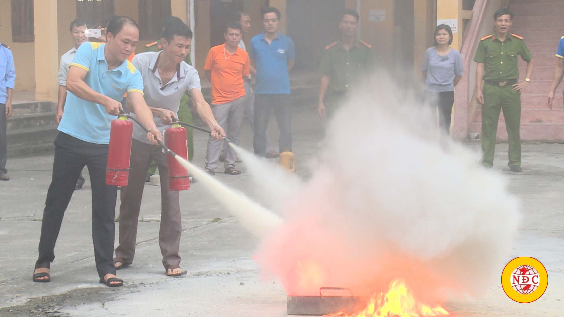 Phòng Cháy Chữa Cháy Là Gì? Tác Dụng Của PCCC