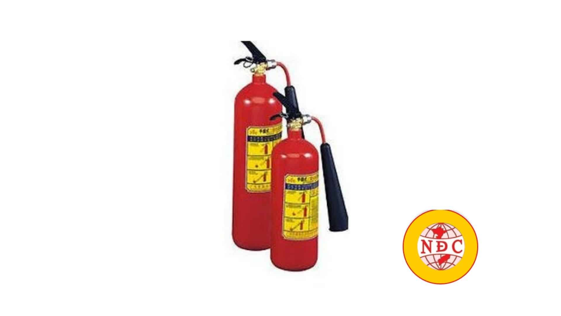 Công dụng và cách dùng của bình chữa cháy MFZ8