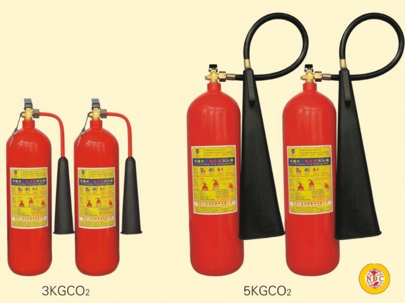 Các Thiết Bị Phòng Cháy Chữa Cháy Cần Phải Có