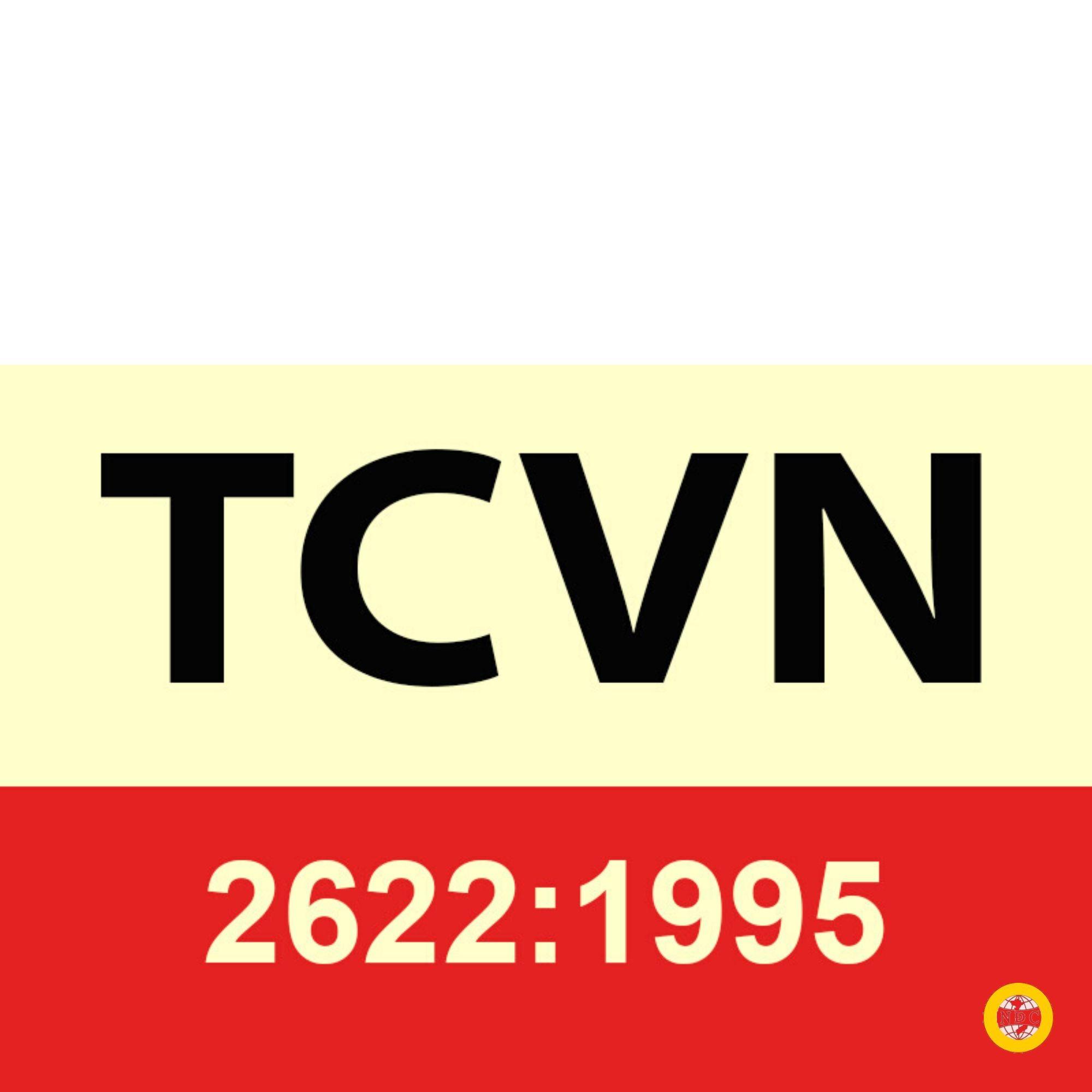 TCVN 2622 Về PCCC Cho Nhà Ở Và Công Trình