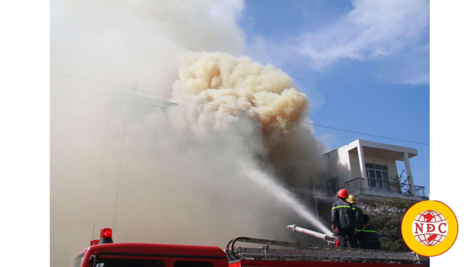 Các Bước Cấp Giấy Chứng Nhận Đủ Điều Kiện Về Phòng Cháy Và Chữa Cháy