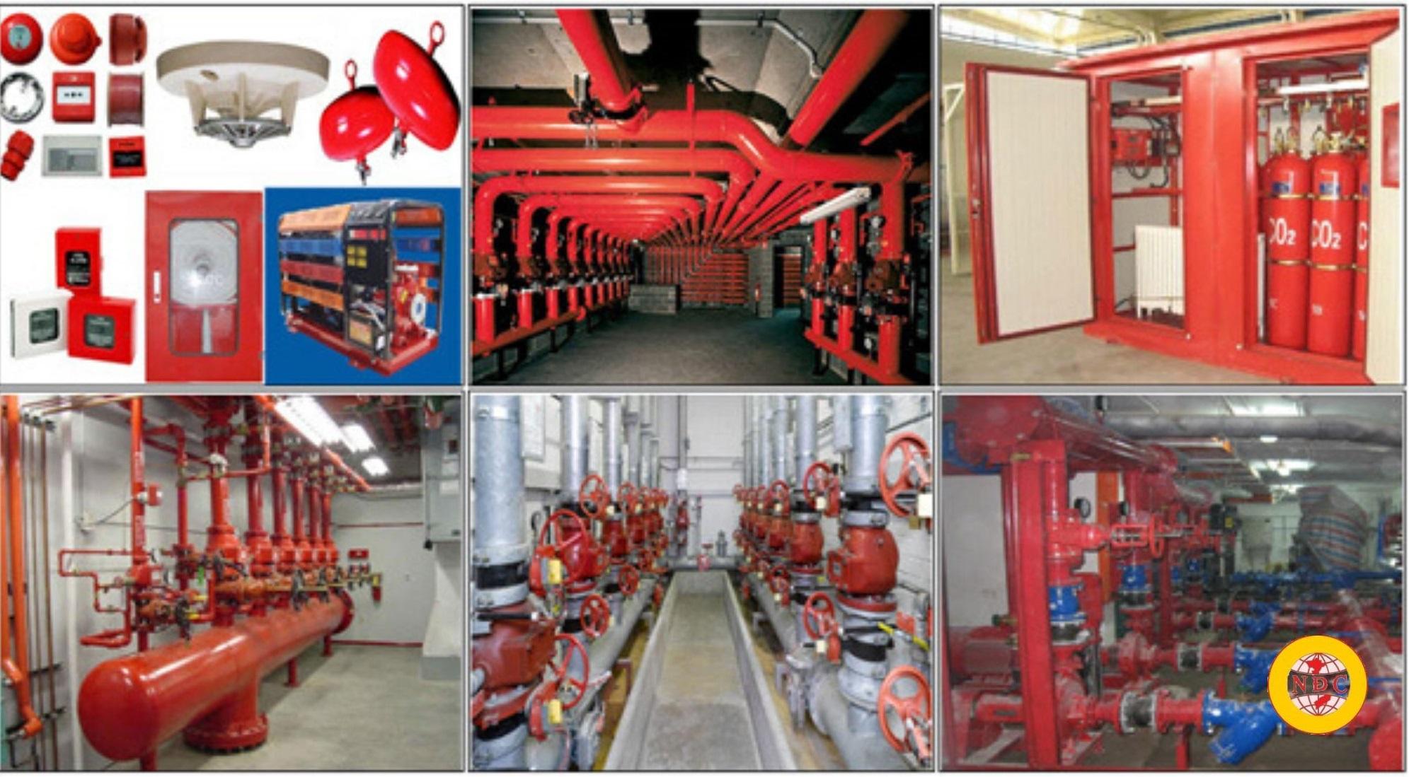 5 Hệ Thống Chữa Cháy Đạt Chuẩn & An Toàn Nhất Hiện Nay