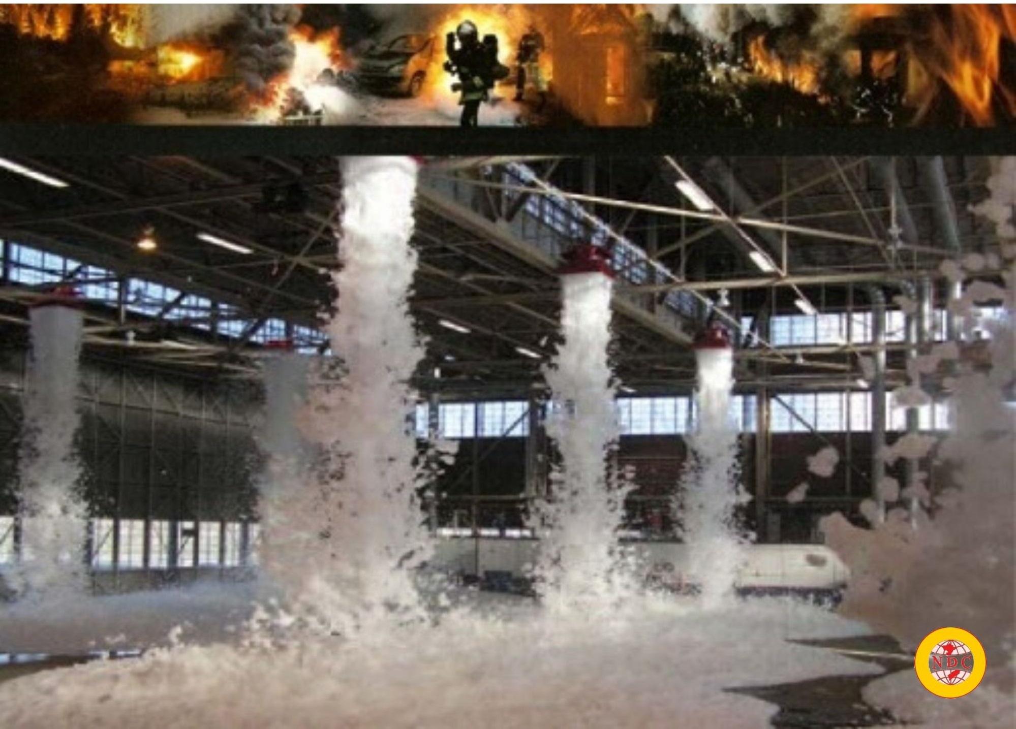 Thi Công Hệ Thống PCCC | Thi Công Lắp Đặt Hệ Thống Chữa Cháy Uy Tín Tại TP.HCM