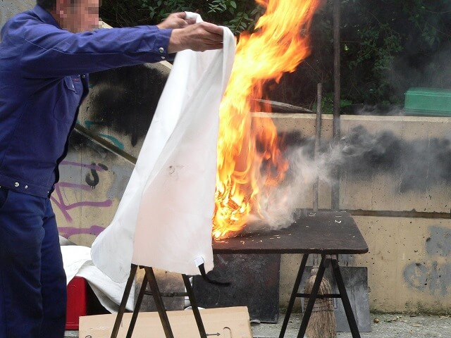 Hệ Thống Vật Tư Phòng Cháy Chữa Cháy Cần Có Cho Nhà Xưởng