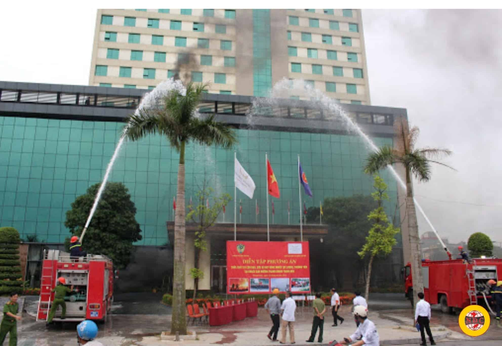 Thi Công Hệ Thống PCCC Khách Sạn | Đơn Vị Thầu PCCC Chuyên Ngiệp