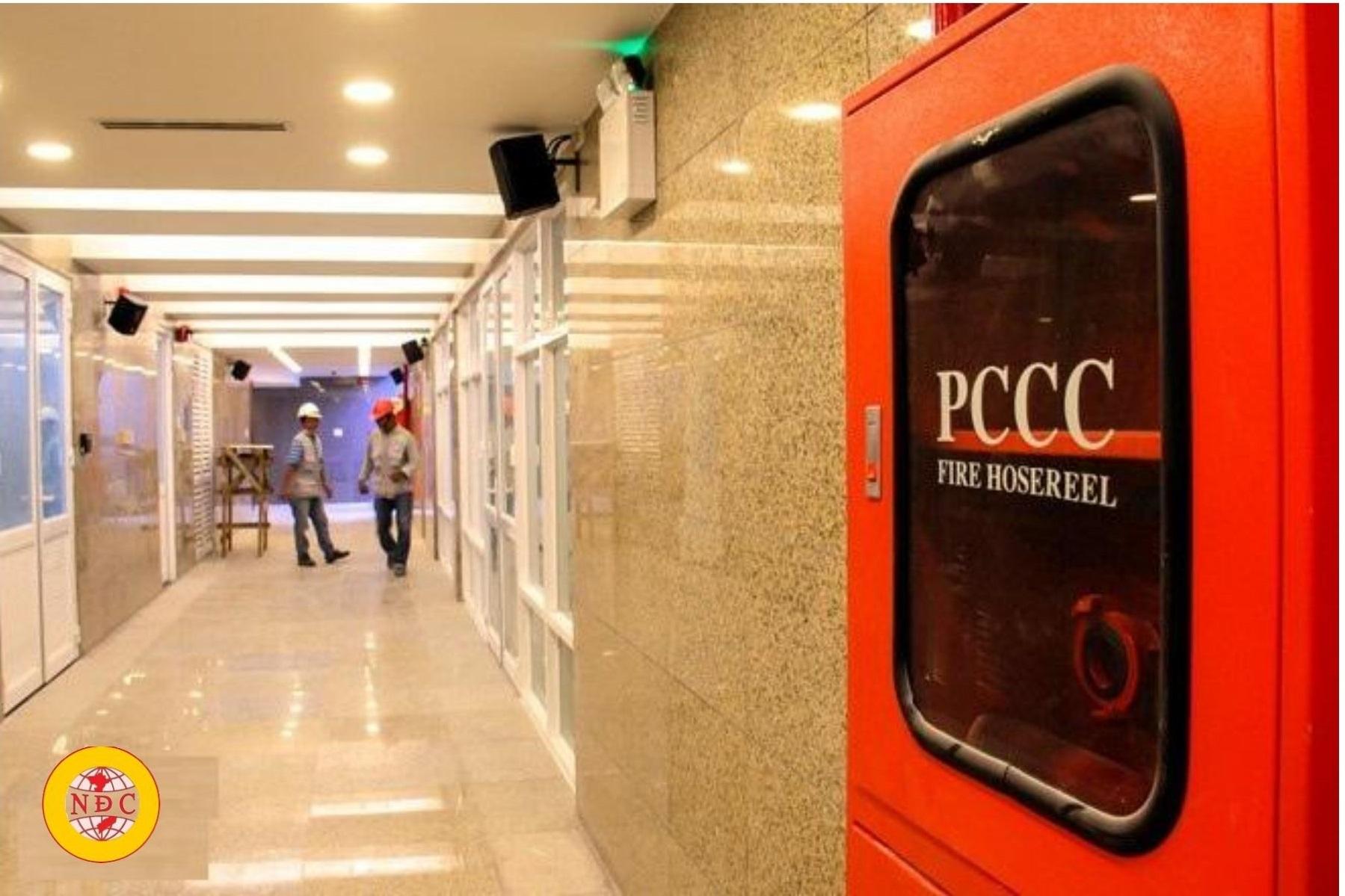 Thi Công – Thiết Kế & Lắp Đặt Hệ Thống PCCC Văn Phòng