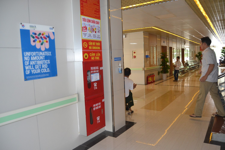 Thi Công Hệ Thống PCCC Bệnh Viện Tại TP.HCM