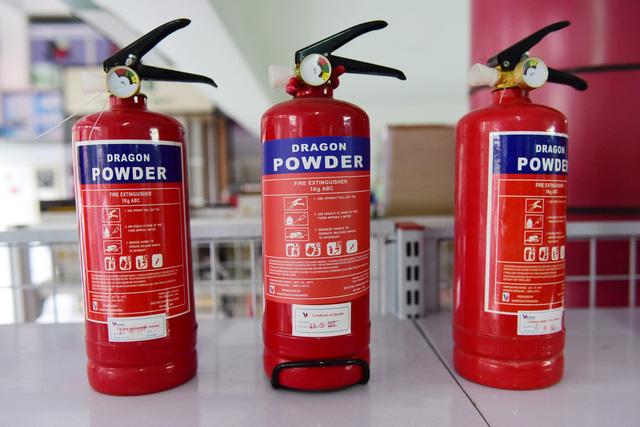 Hệ Thống Chữa Cháy Tự Động Tại Công Ty TNHH Đức Cường