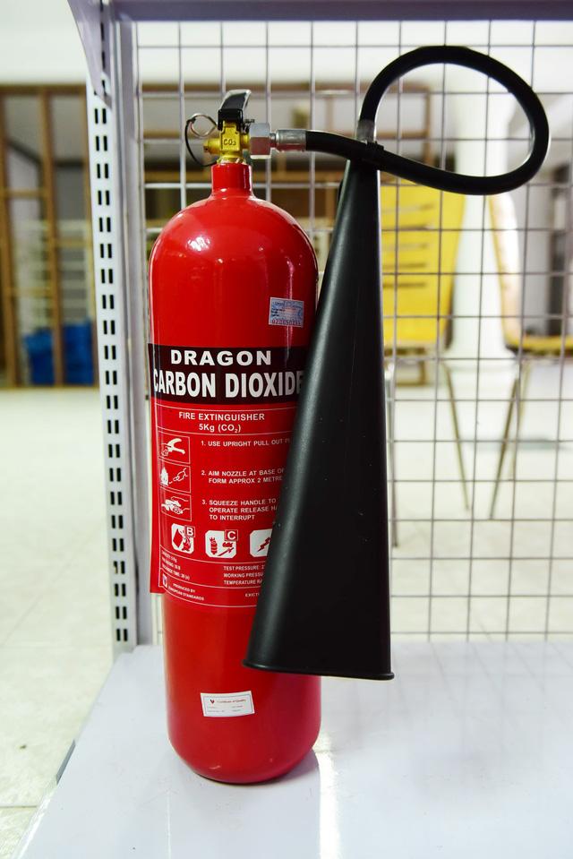 Những Thiết Bị Cần Có Để Phòng Cháy Chữa Cháy